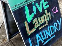 Great signs and quotes for the laundry