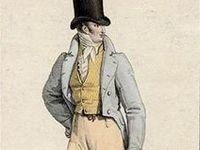 Men's Fashion 1700s-1840