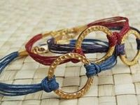 Weaving Chain, Cord, Leather