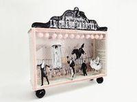 Shadow Boxes & Dioramas