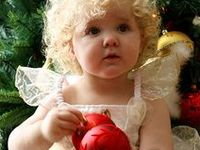 Babies and Children at Christmas Time...Just Bliss!