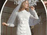 crochet de novias!