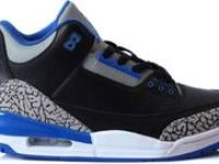Authentic Jordan Retro 3 Sport Blue Shoes for sale low price. http://www.theredkicks.com/