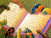 Book related cartoons & illustrations