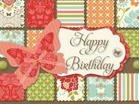 Card Ideas - Happy Birthday