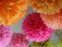 Party Centerpieces, Creations & Ideas