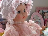 Antique, vintage dolls