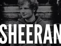 I love Ed Sheeran! His music is so amazing!
