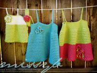 Chrochet baby clothes