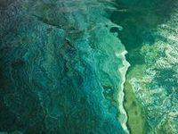 Color - Aqua, Egg and Teal