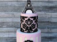 Paris theme party/Parisian party/Paris Poodle/Eiffel Tower