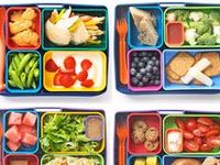 Quick healthy ideas for the kids lunch boxes