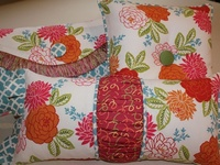 Decorative, Accent, and Embellished Pillows