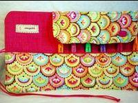 Ideas to sew your own bags, clutchs, pouches...  Ideas para coser tus propios bolsos, carteras, neceseres,...
