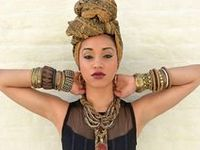 Head Wraps: Pictures and Videos
