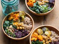 Nutritarian & vegan