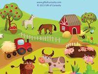 Háziállatok / Farm animals