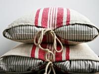 Linen hemp cotton & lace