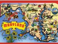 Baltimore and My Maryland Memories