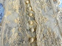 Everything lace and linen