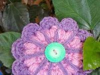 Crochet - Flowers & Leaves
