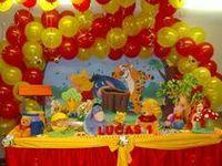 Winnie the Pooh Birthday