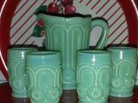 Vintage Glassware & Mug Sets