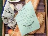 The ultimate DIY rustic picnic wedding board.  My dream wedding :)  #picnic #wedding #budget