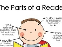 Reader's Workshop in the PreK and Kindergarten classroom.  Ideas for anchor charts, Daily 5, mini-lessons, etc.