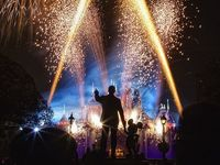Disney World and the Wizarding World of Harry Potter