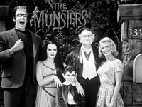 The MUNSTERS ~ & Other Oldie But Goodie TV