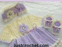 crochet bébés ou poupées