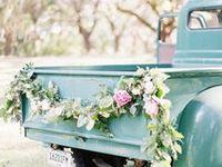 vintage wedding ideas and decor....