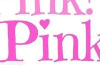 Artigos cor-de-rosa