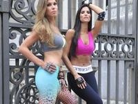 Bia Brazil - NEW Cute Workout Clothes by BEST FIT BY BRAZIL with yoga pants, sexy leggings, women workout clothes, sexy fitness wear, brazilian workout clothes, bia brazil and more at www.bestfitbybrazil.com