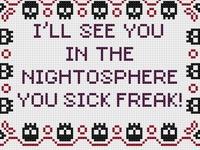 Cross Stitch - Nerdy Funny