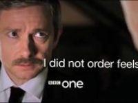 Supernatural, Doctor Who, Sherlock, Lost
