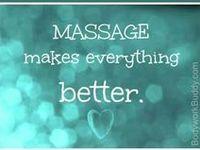Massage idea board