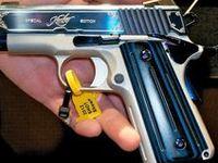 My favorite handgun and rifle gunmakers