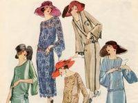 Fashion of a different era