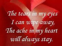 In memory of my mom who suddenly passed away December 2012.  Indescribable how much I wish she was still with me.