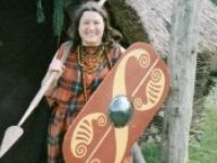 A board dedicated to Celtic women (especially the warriors, druidesses and bards) and their place in society and mythology. These pins I also include in the 'Everything Celtic', 'Druidism' and 'The goddess figure' boards.