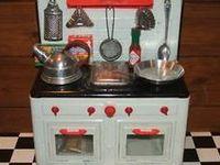 Speelgoed keuken - Toy Kitchen