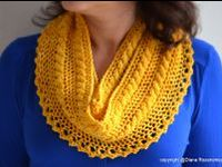 KNIT: Cowl, Infinity, & Scarf patterns