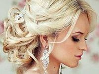 ♔ Bridal Hairstyle ♔