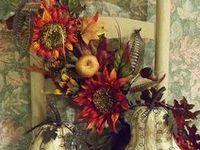 Fall Decorating.... My favorite season