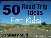 Great ideas & resources for vacations & stay-cations