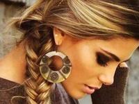 braids•blush•blouses