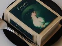 Let's get book baking! Ideas for creative, literary-themed cakes #GBBBO