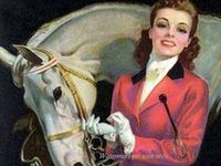 Horses Hounds & Stylish Homosapiens       PLEASE DO NOT POWER PIN this board or I will Block you